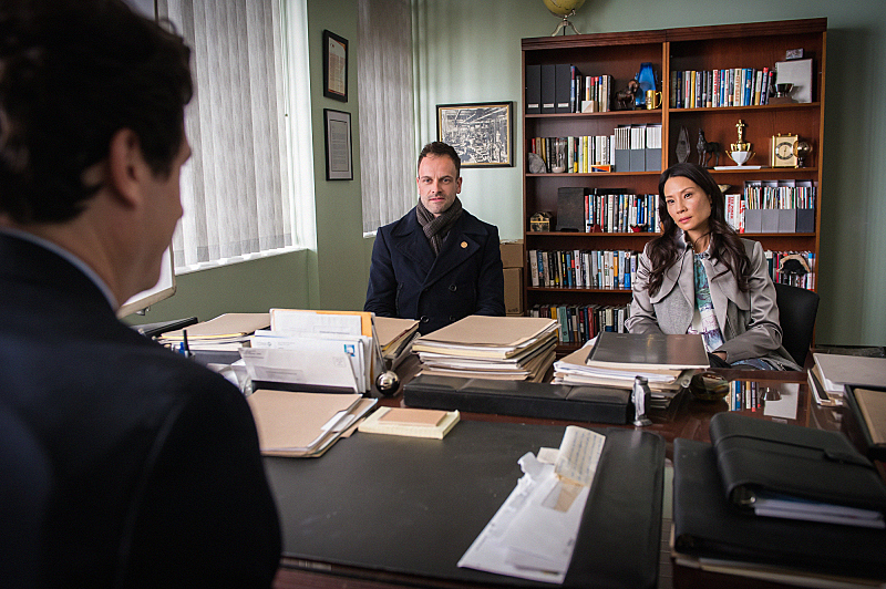 """For All You Know"" Elementary Episode 16"