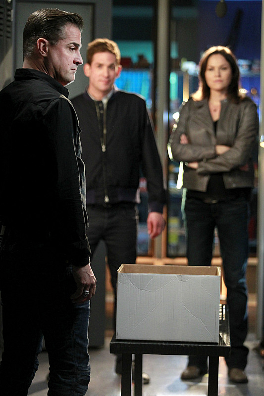 """""""The End Game"""" - CSI Season Finale"""