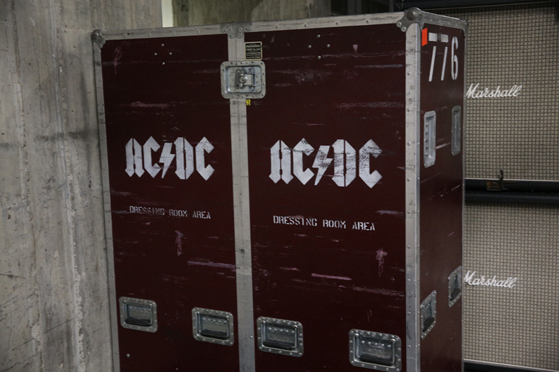 AC/DC is ready to rock.
