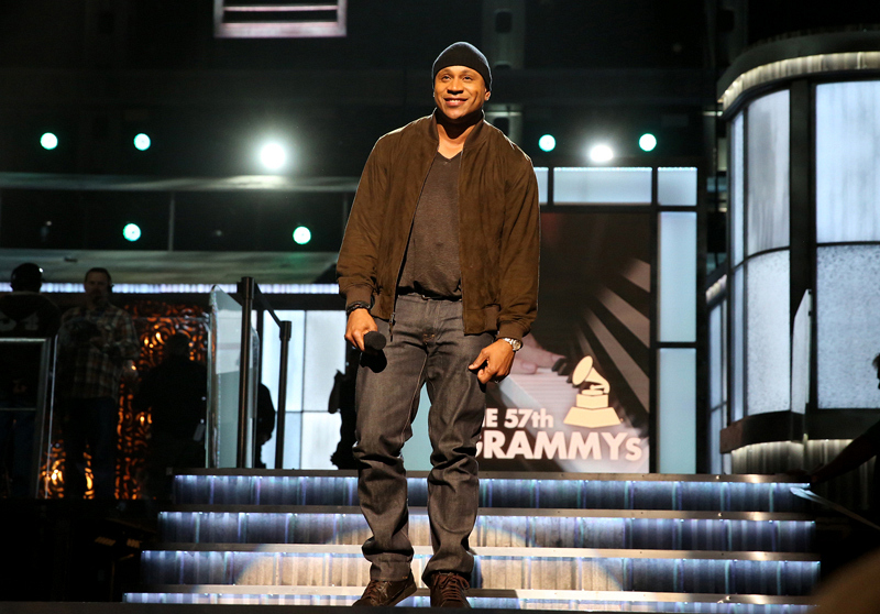 LL COOL J returns as the host.