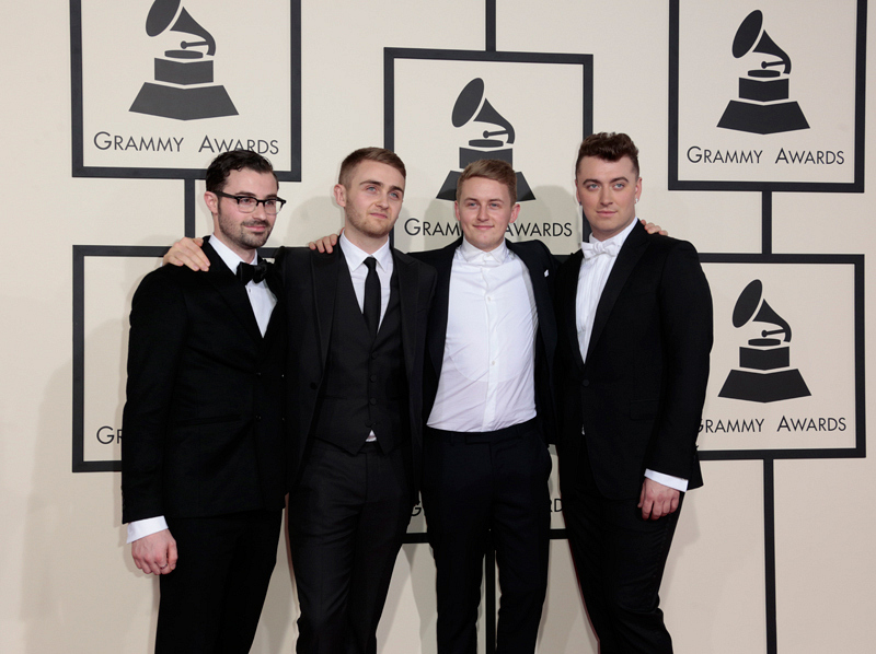 Disclosure (Middle) with Sam Smith