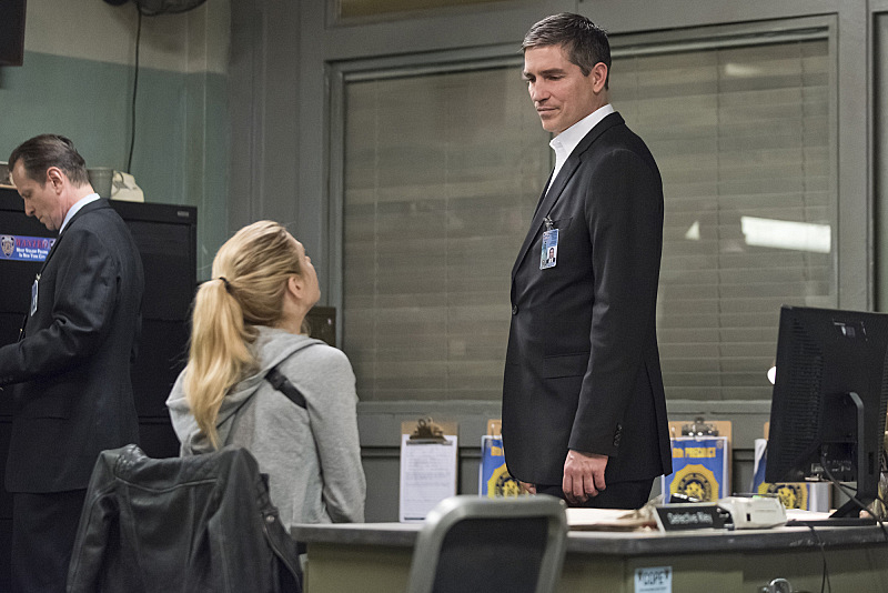 Reese must try to protect an unwilling POI.