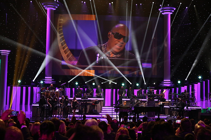 Honoree Stevie Wonder
