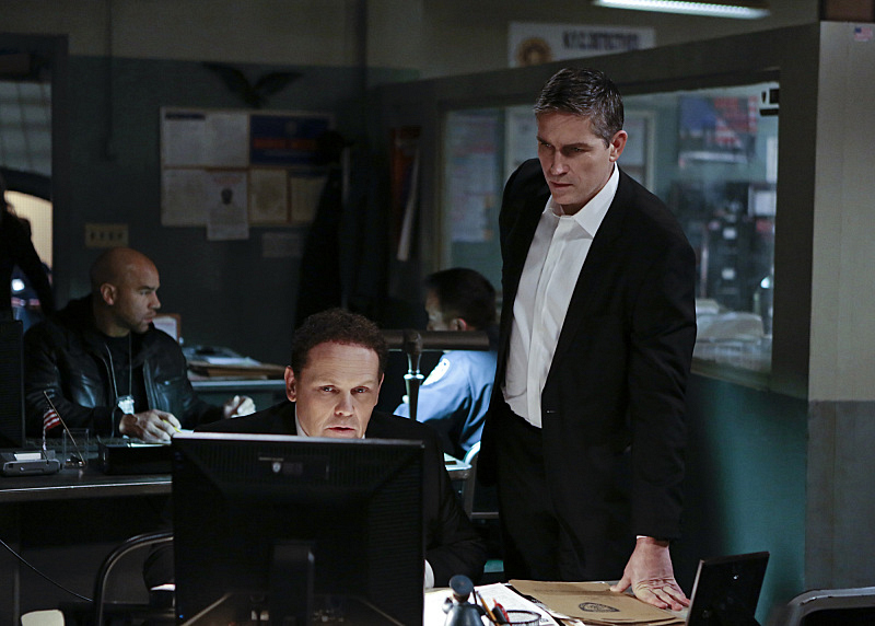 Reese asks for Fusco's help.