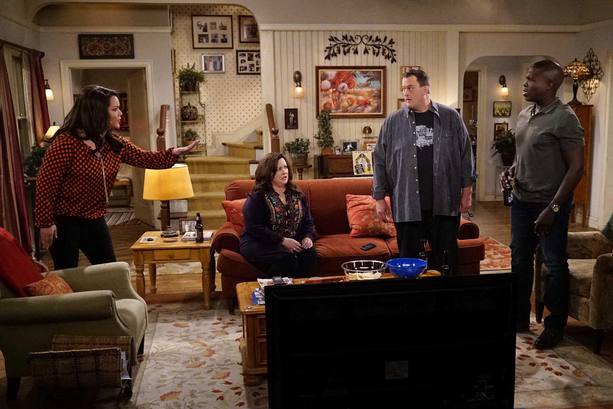 Need a reminder of where we last left off with Mike and Molly at the end of Season 5?