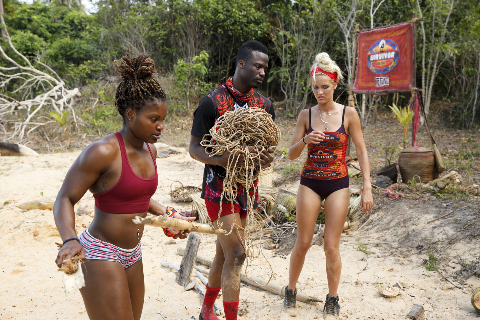6. What will you walk away with from your Survivor experience?
