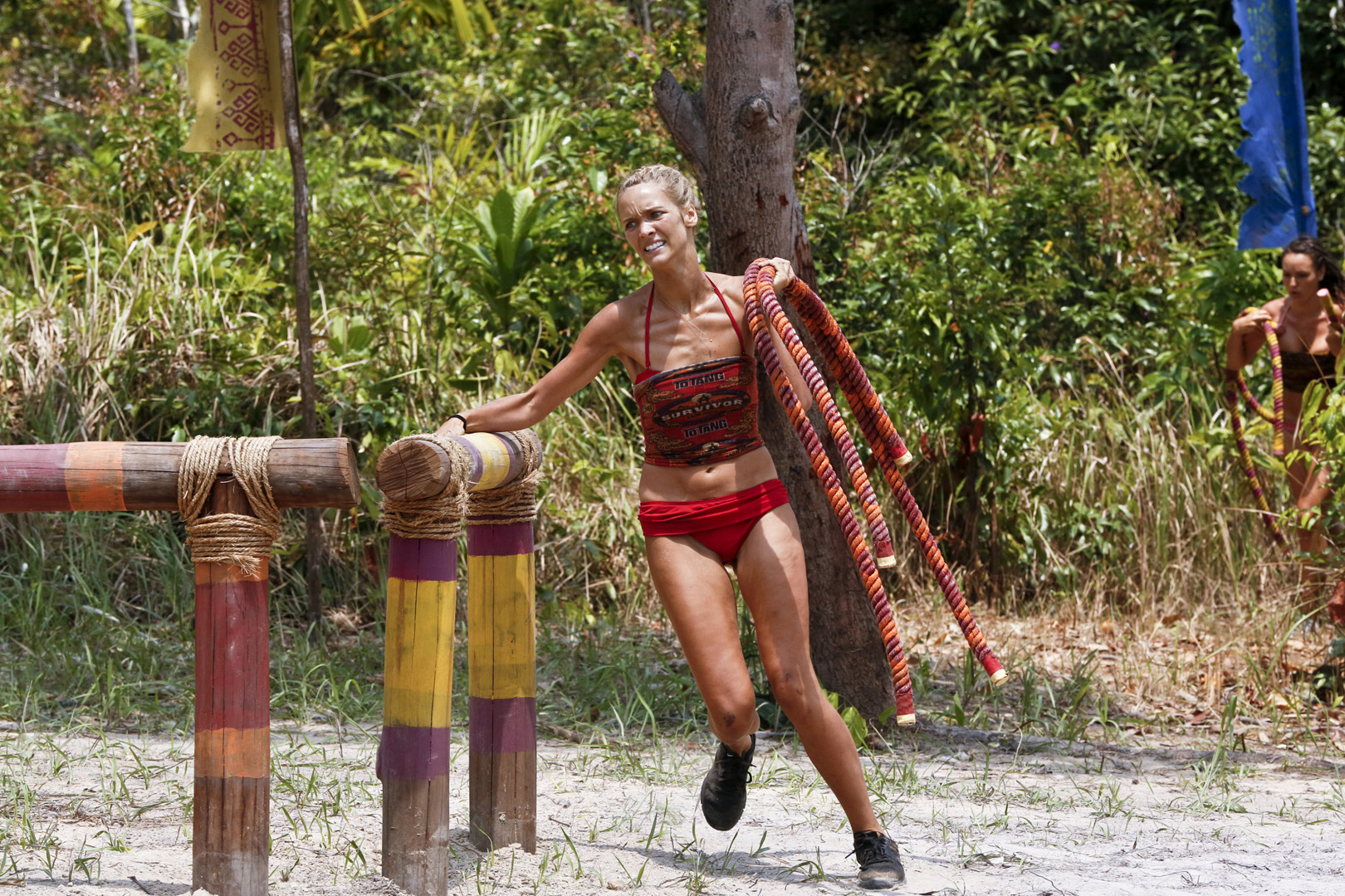 6. What have you learned from your experience on Survivor?