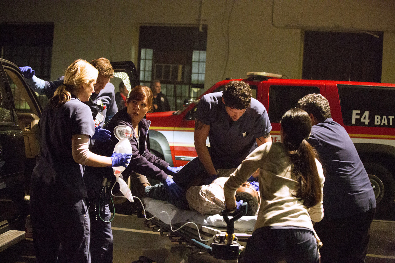 9. The Medical Team From Code Black