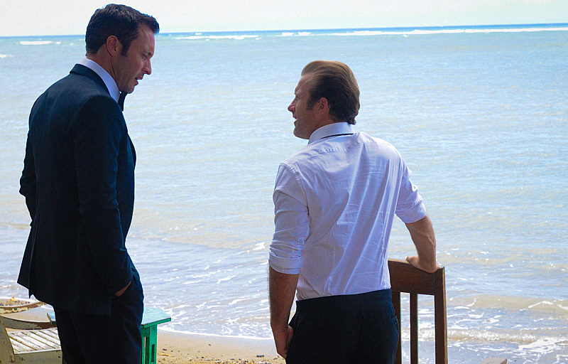 Danny and McGarrett - Hawaii Five-0 Season Finale