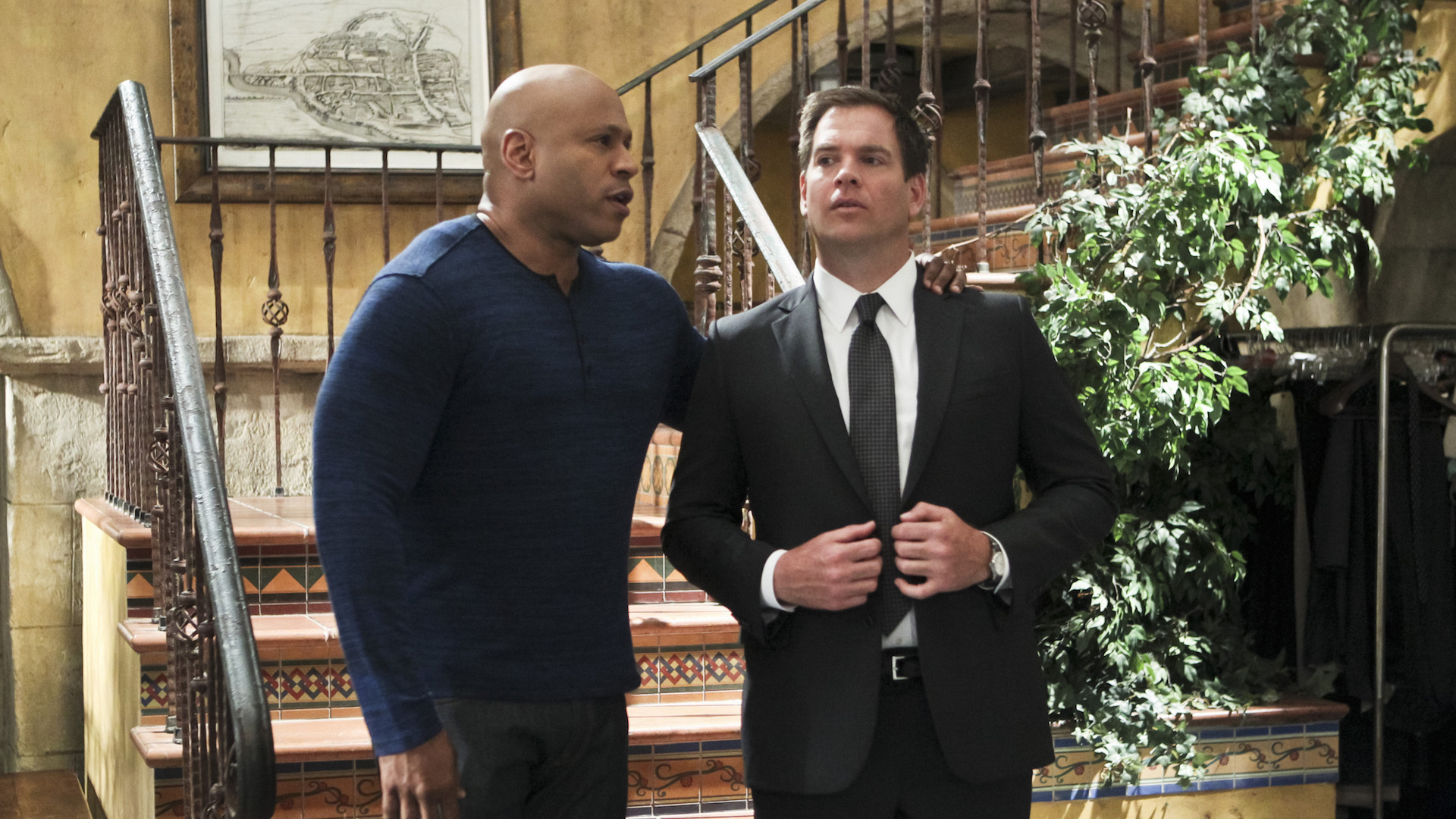 Tony DiNozzo on NCIS: Los Angeles