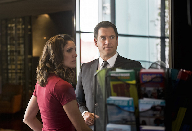Kensi and DiNozzo partner up