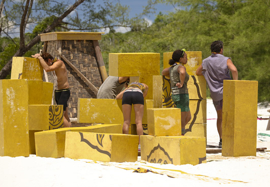 5. Can you elaborate on the intensity of your last Immunity Challenge?