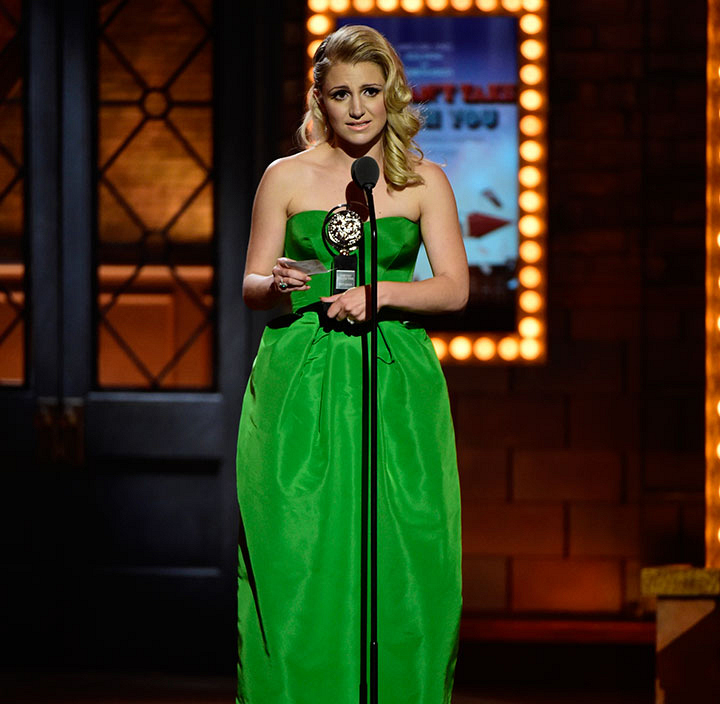 Featured Actress In A Play: Annaleigh Ashford, You Can't Take It With You