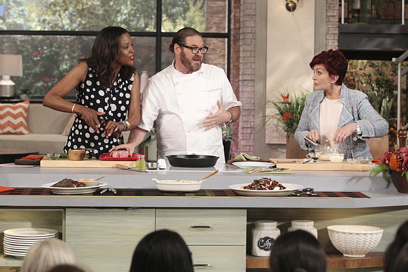 David LeFevre taught us how to grill the perfect steak