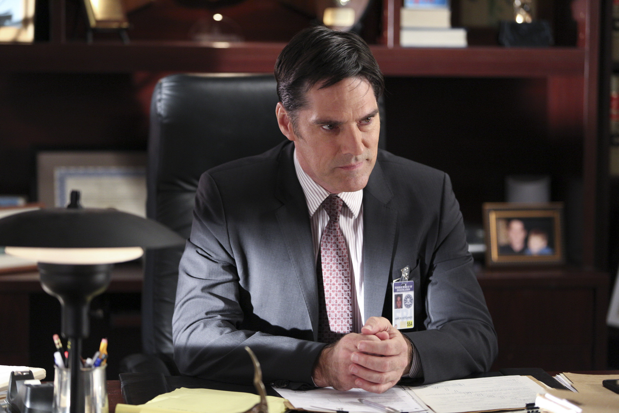 Nice: Hotch, Criminal Minds