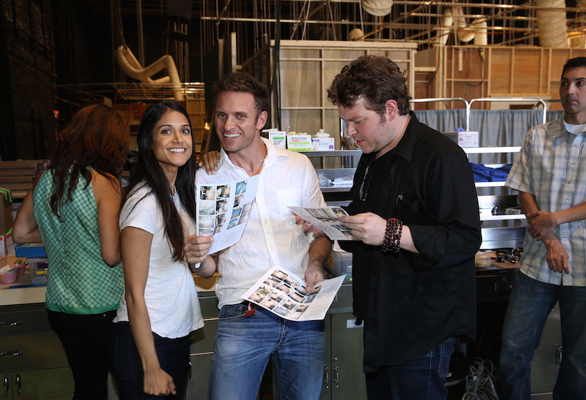Melanie Chandra, Ryan McGarry, And Harry M. Ford