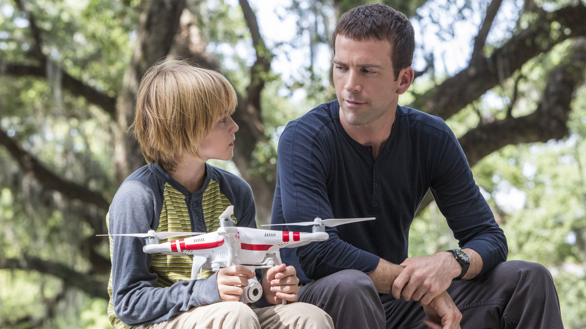 Lucas Black as Christopher LaSalle