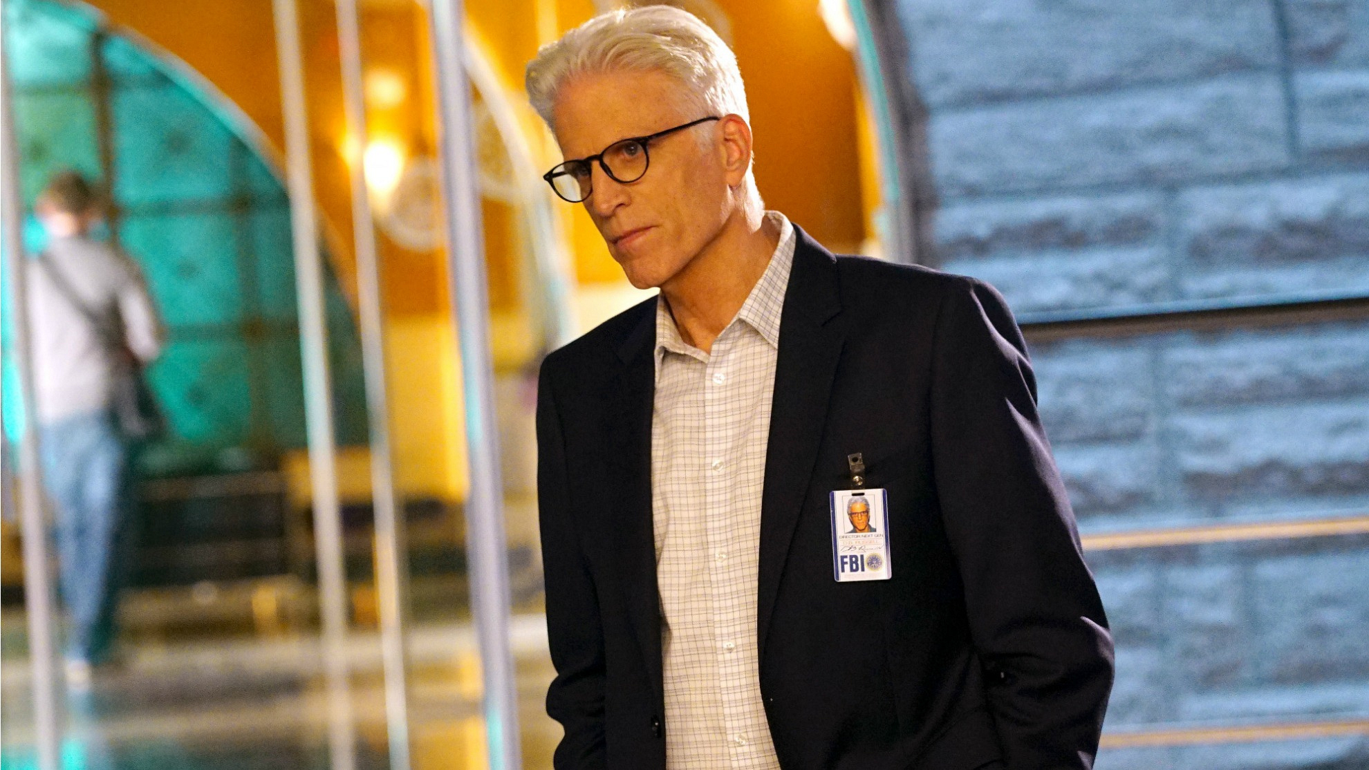 Ted Danson as D.B. Russell