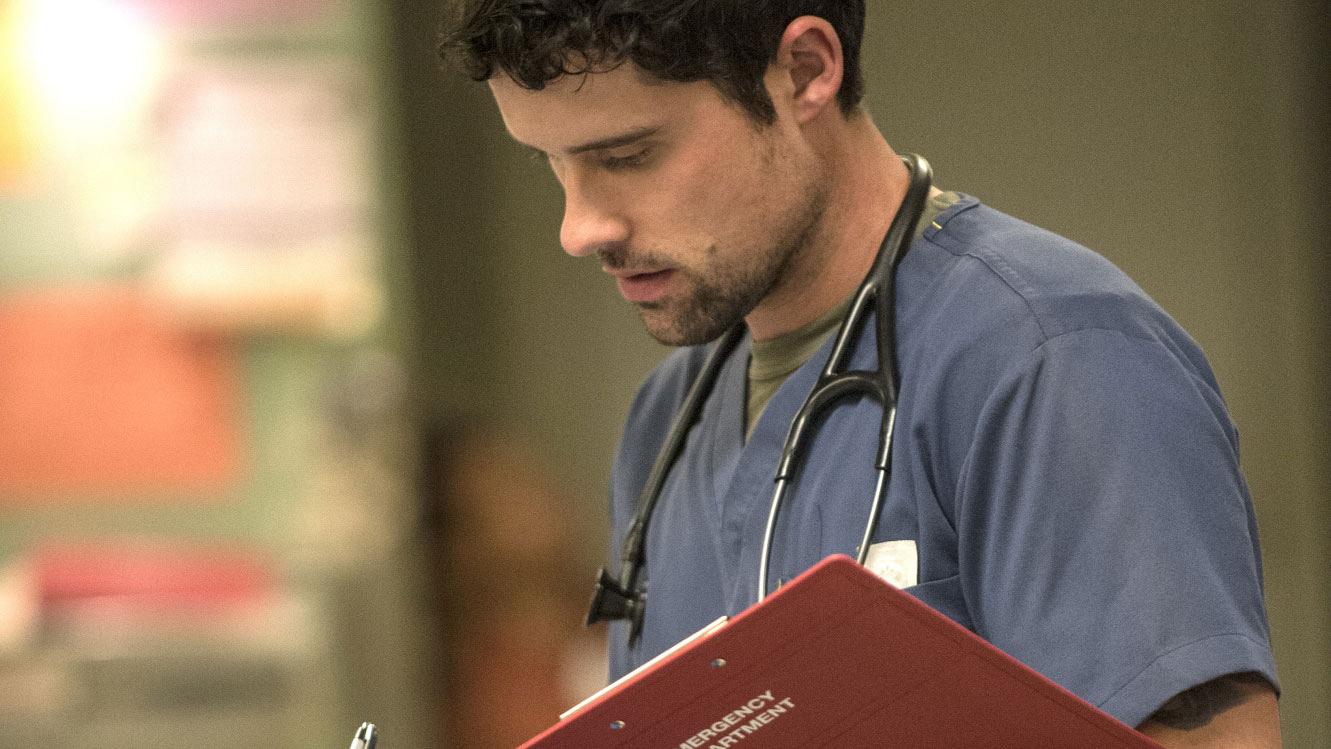 Benjamin Hollingsworth as Dr. Mario Savetti