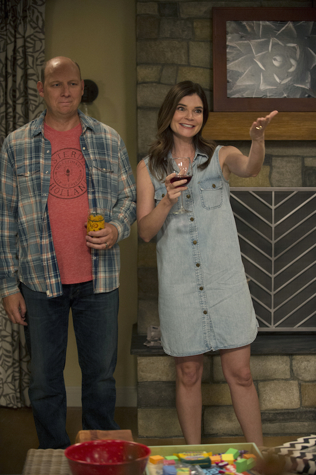 Heather offers a toast to Tyler's new girlfriend