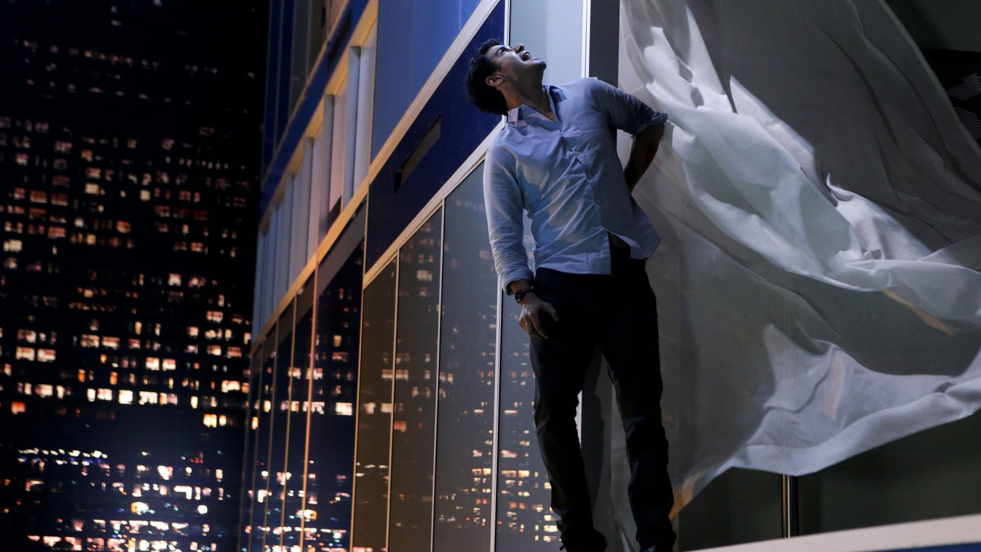 Elyes Gabel as Walter O'Brien