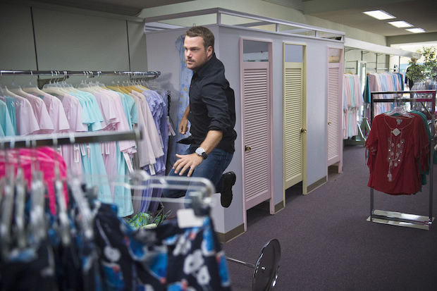 Chris O'Donnell as Agent G. Callen