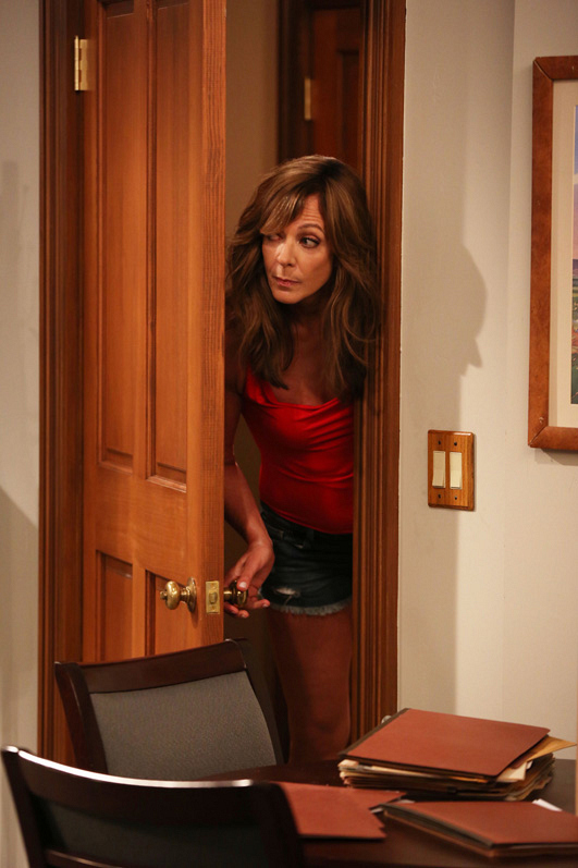 Knock, knock. Bonnie's dating mojo is at the door.