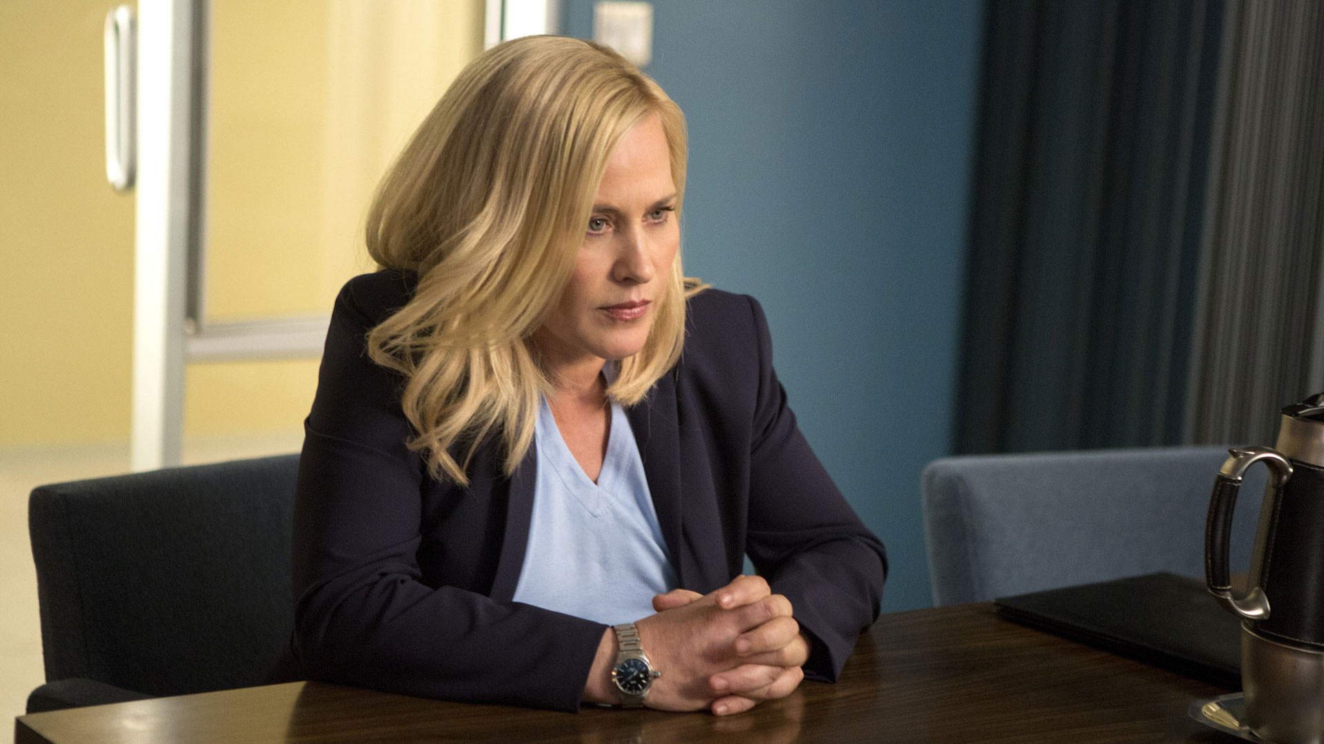 Patricia Arquette as Dr. Avery Ryan