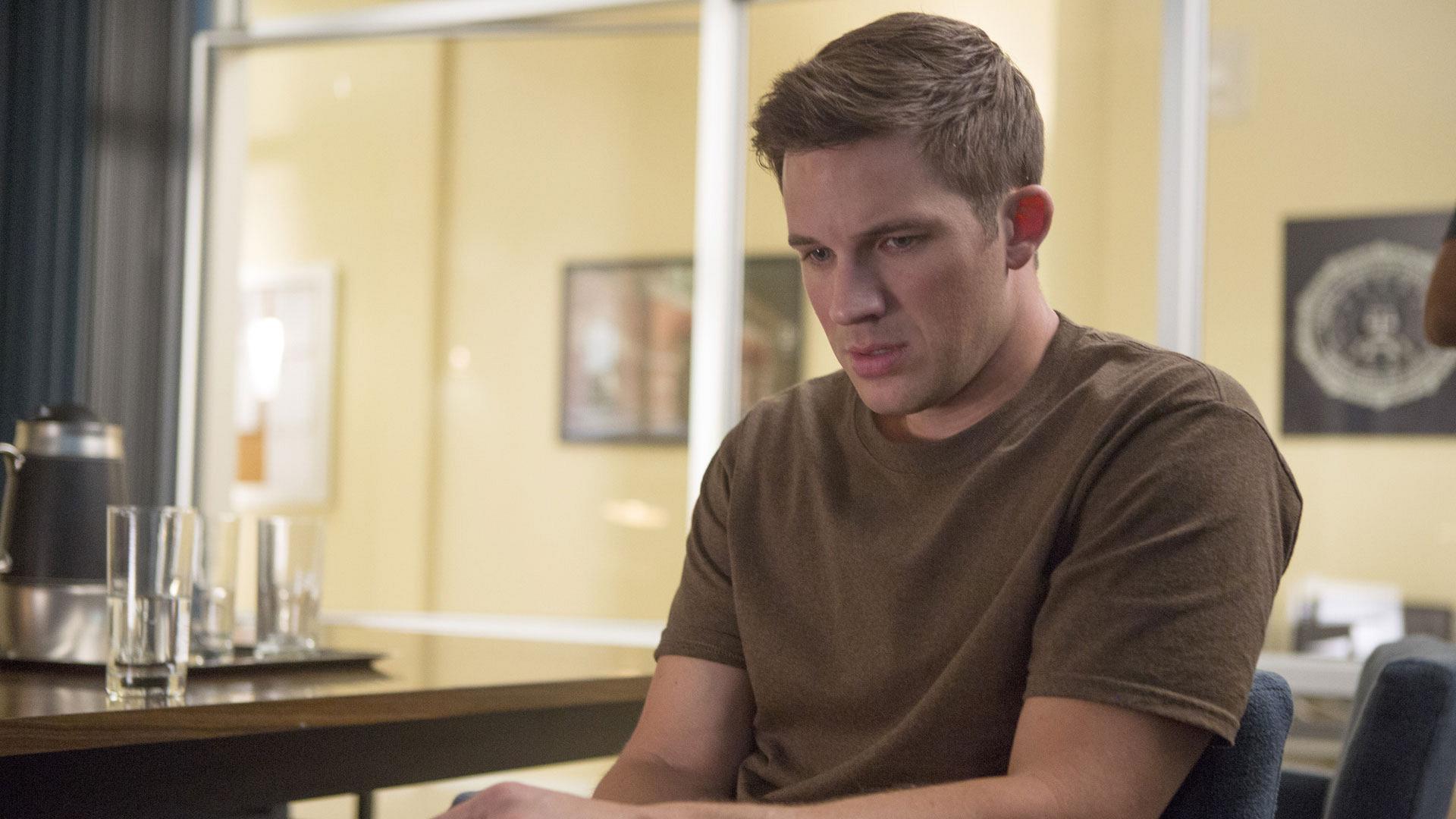 Matt Lanter as Tristan Jenkins
