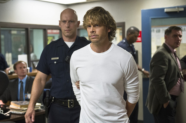 Eric Christian Olsen as Marty Deeks