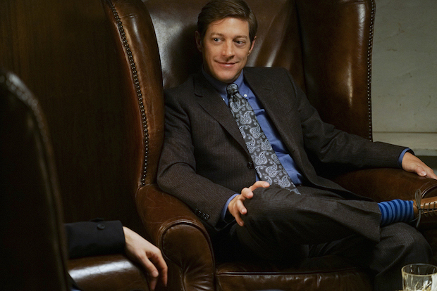 Kevin Rahm as Mike Barnow