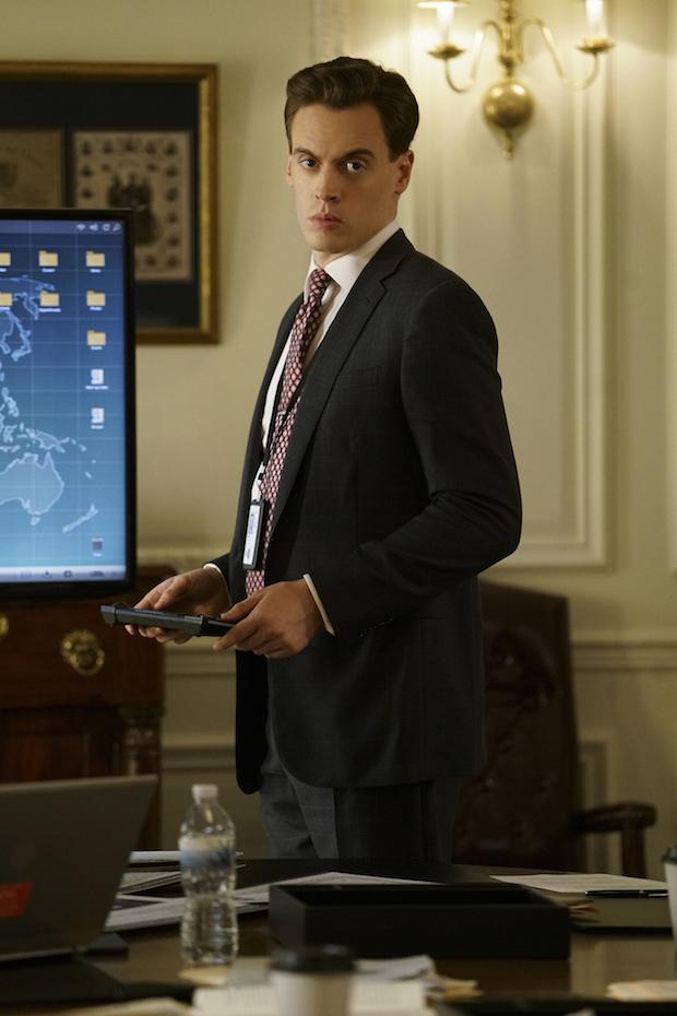 Erich Bergen as Blake Moran
