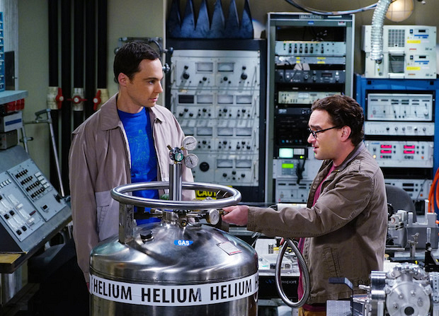 Sheldon and Leonard appear to finally get what they need