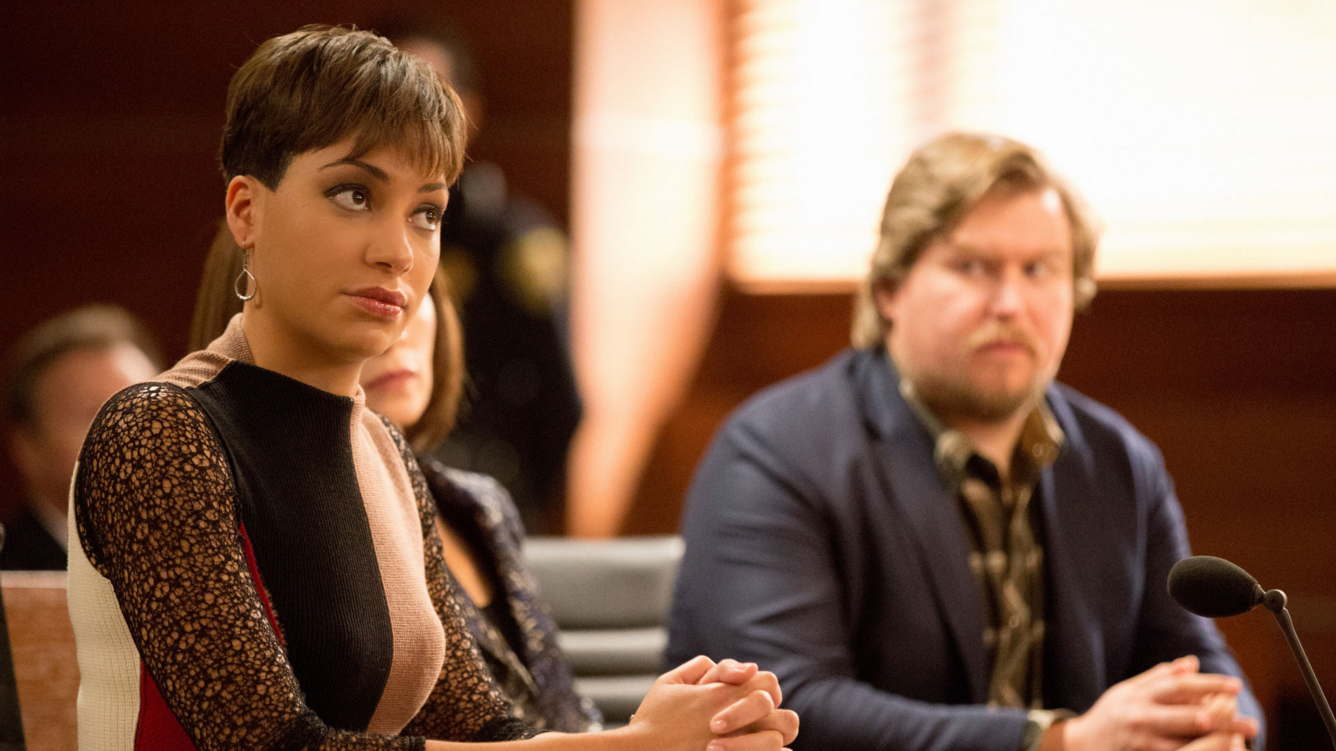 Cush Jumbo as Lucca Quinn