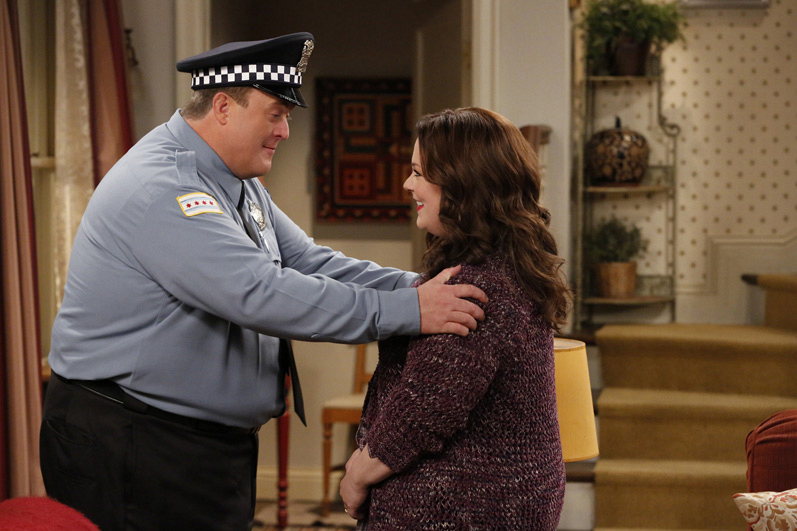 Mike and Molly bring all the cuteness in the Season 6 premiere.