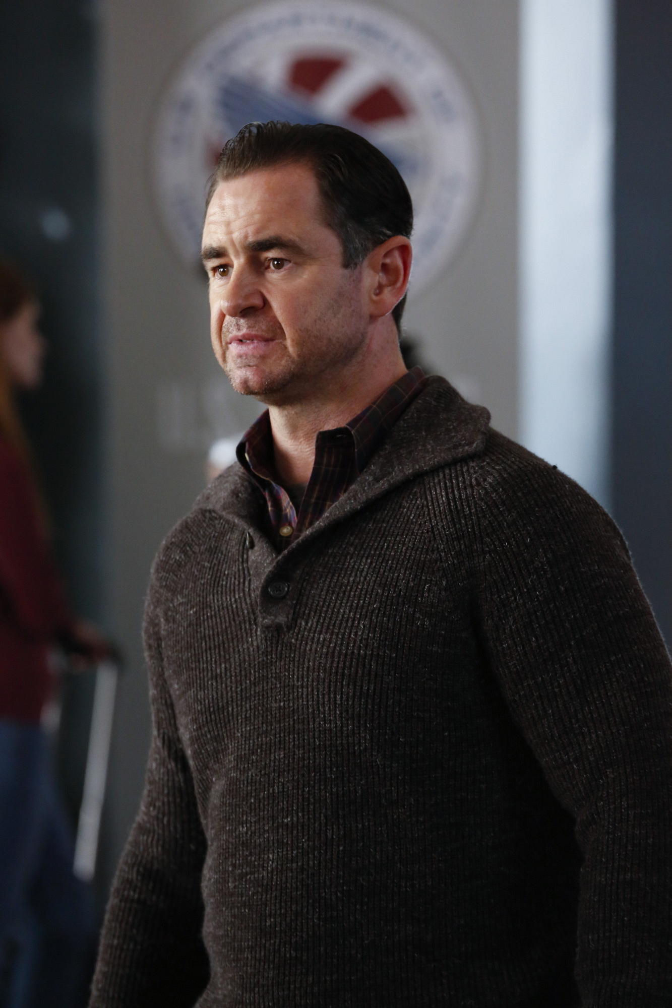 Glenn Keogh as Sean O'Brien