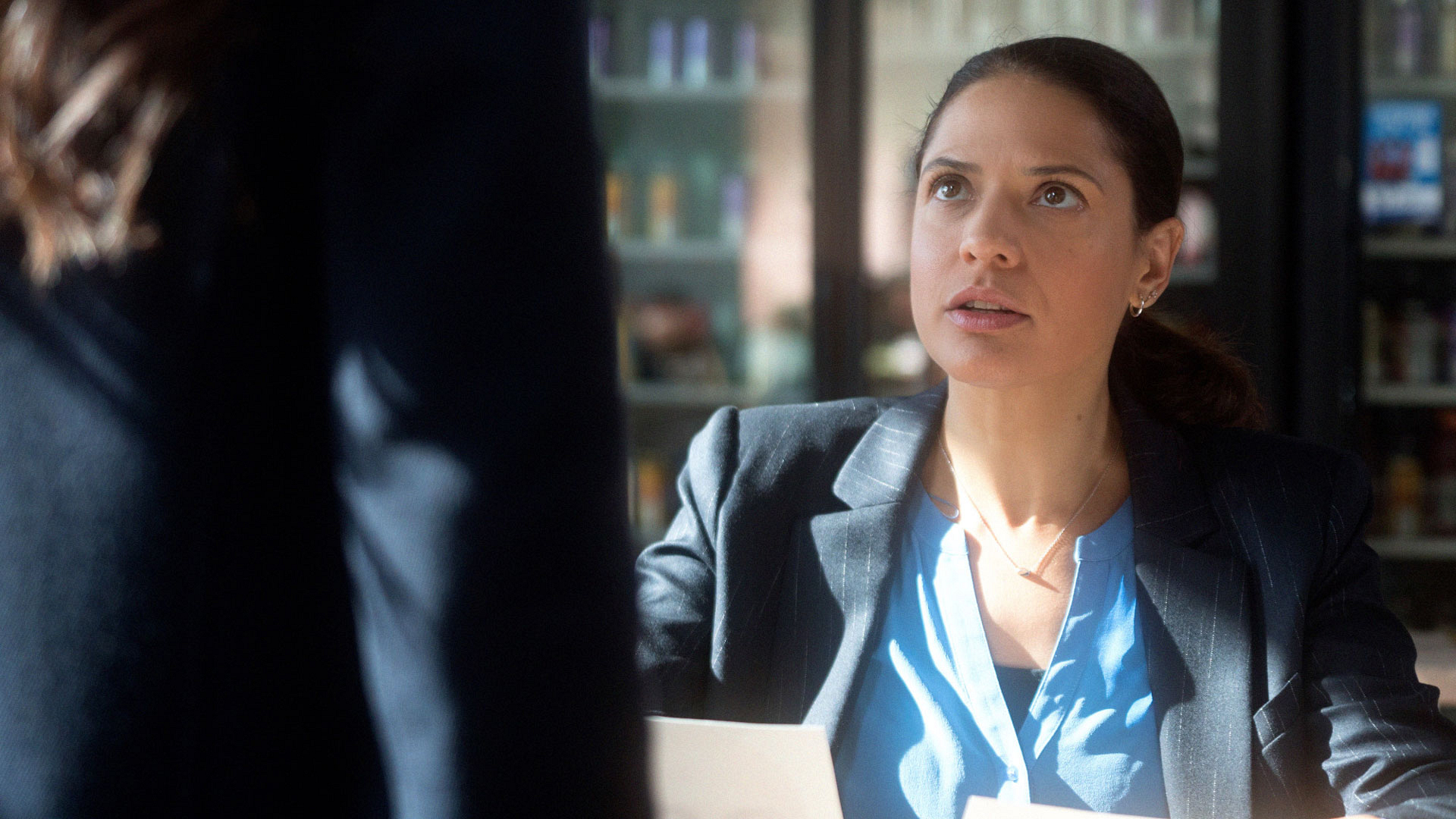 Monique Gabriela Curnen as Detective Gina Cortez