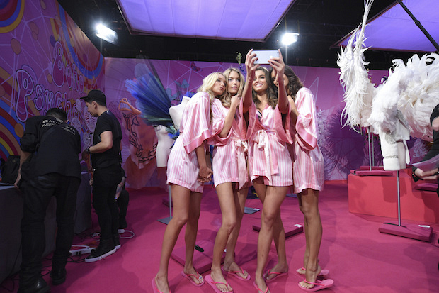The Angels walking in this year's show have a combined total of over 88 million Instagram followers
