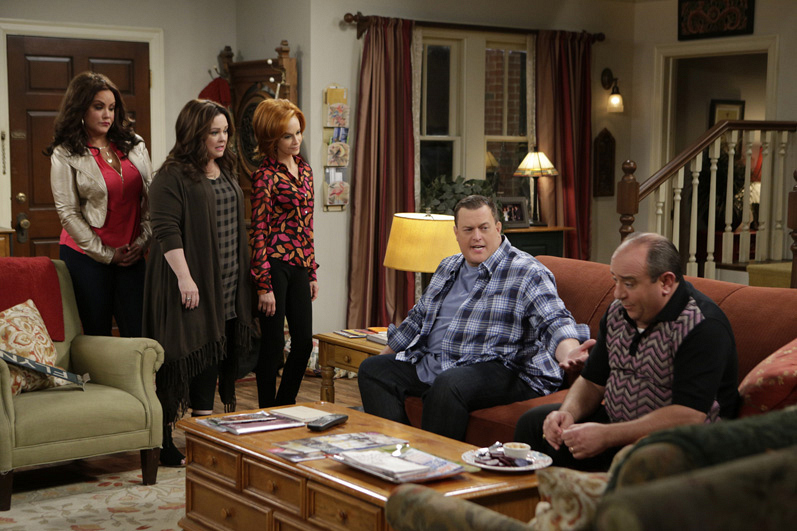 Mike and Molly bump heads when it comes to how she spends her free time.
