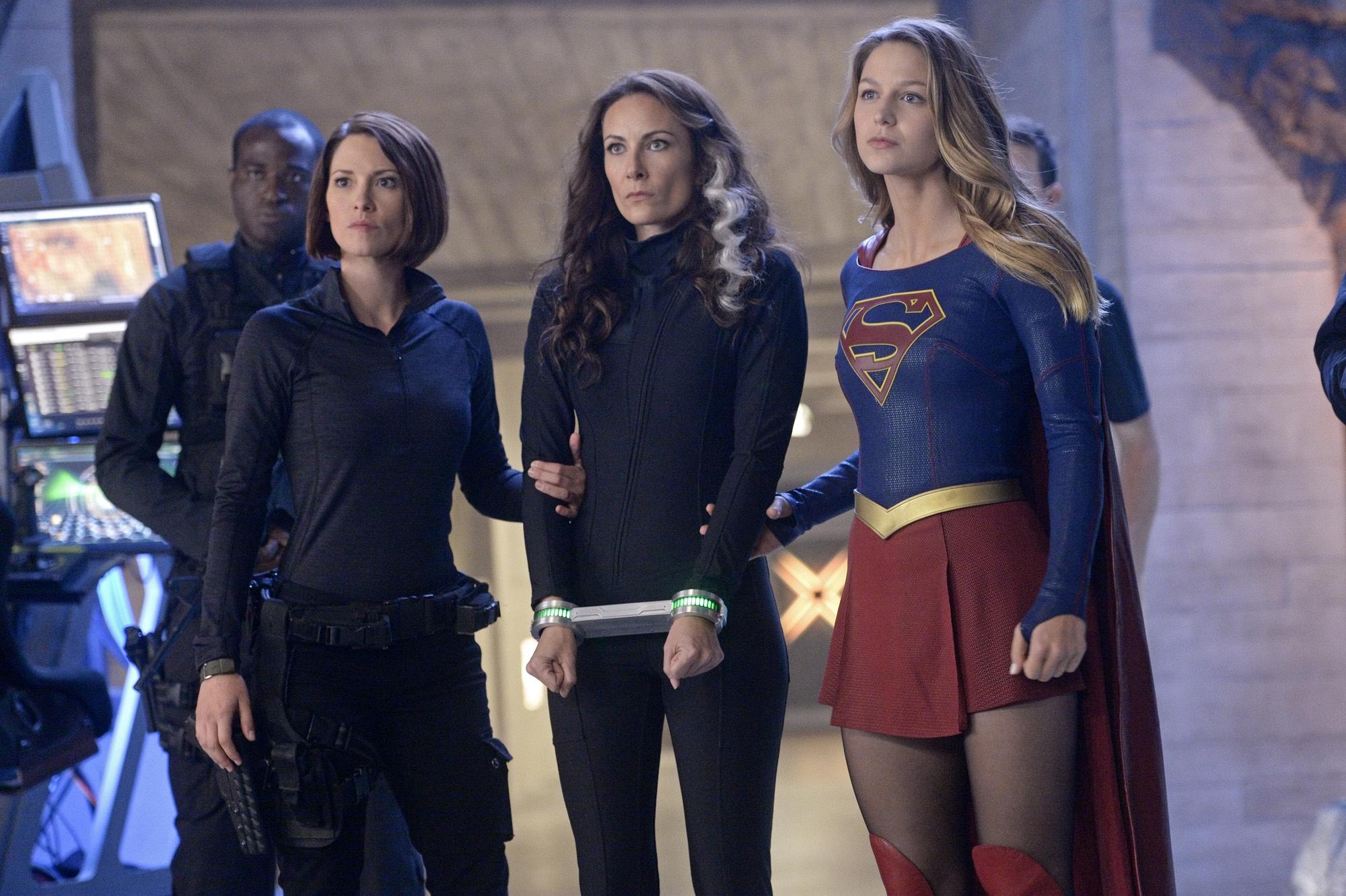 """Supergirl, """"Blood Bonds"""""""