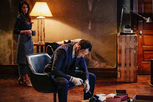 """Elementary: """"A View With a Room"""" (Season 4, Episode 12)"""