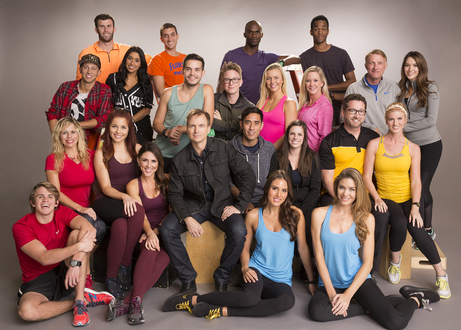 10. The teams from The Amazing Race