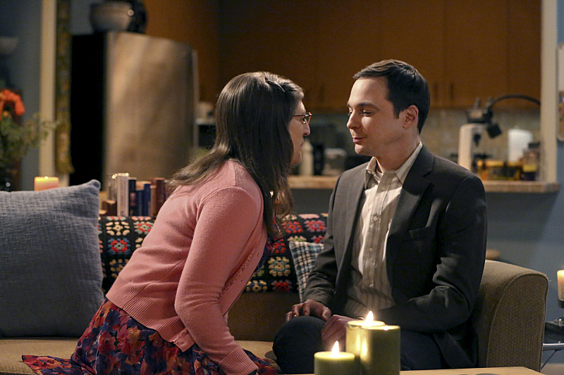 Sheldon and Amy, The Big Bang Theory