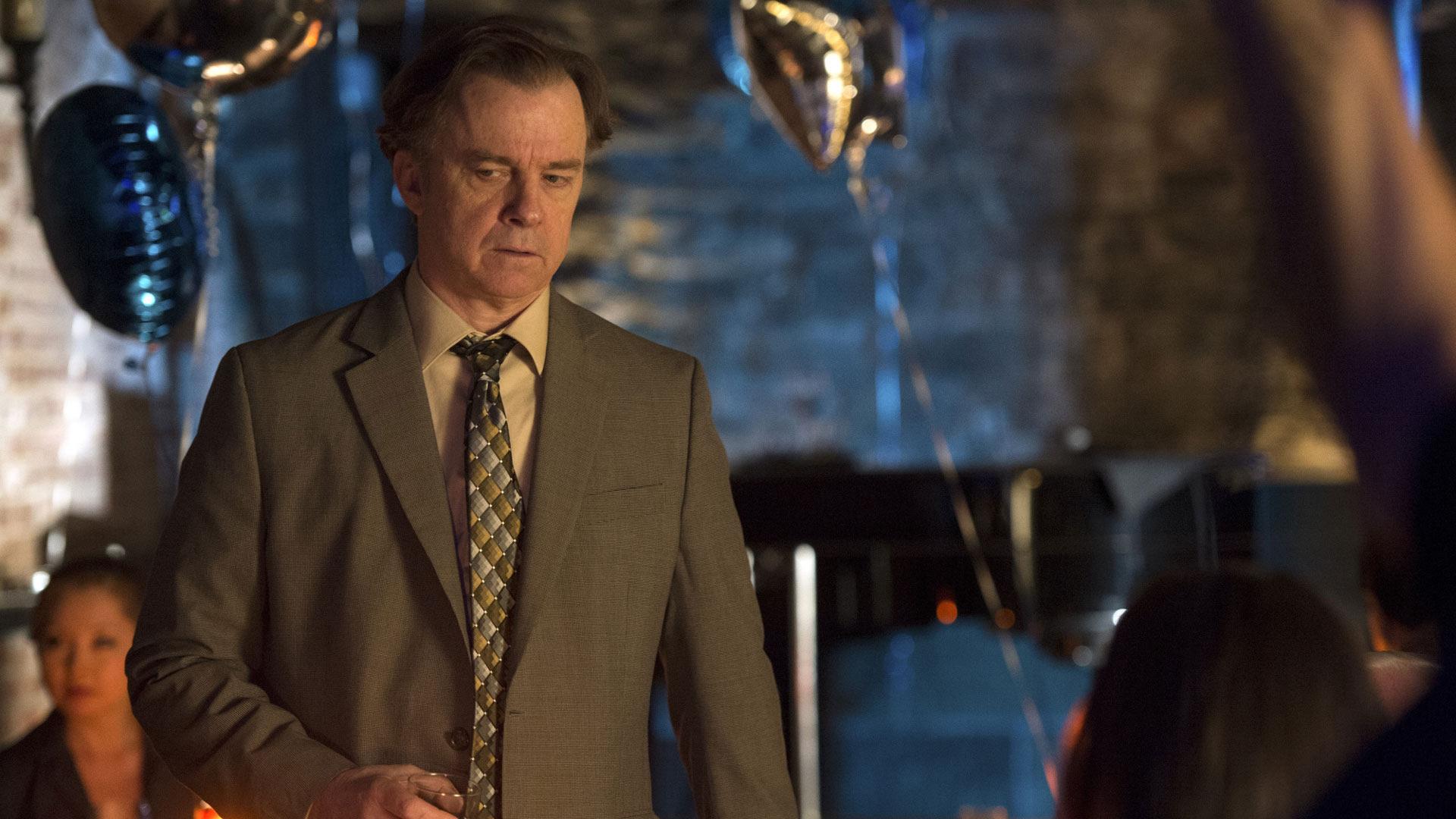 Michael O'Keefe as Lt. Tim Harrison
