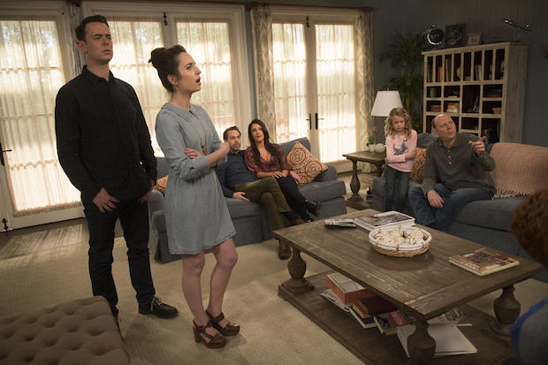 The entire Short family is stunned by John's big makeover.