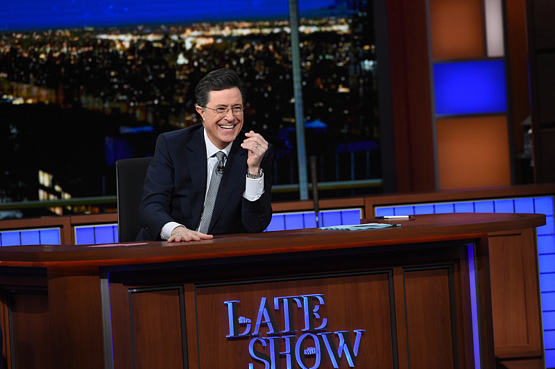 Stephen Colbert (The Late Show)