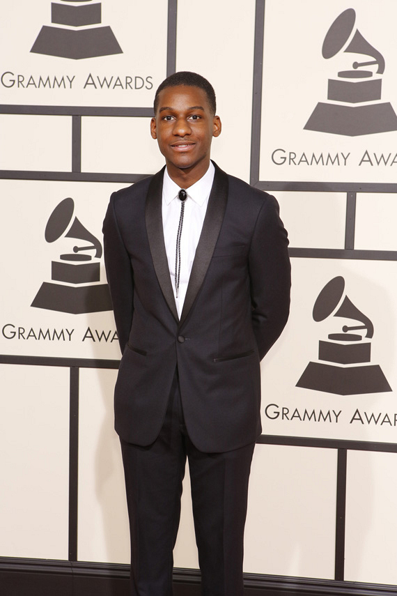 GRAMMYs 2016: Leon Bridges
