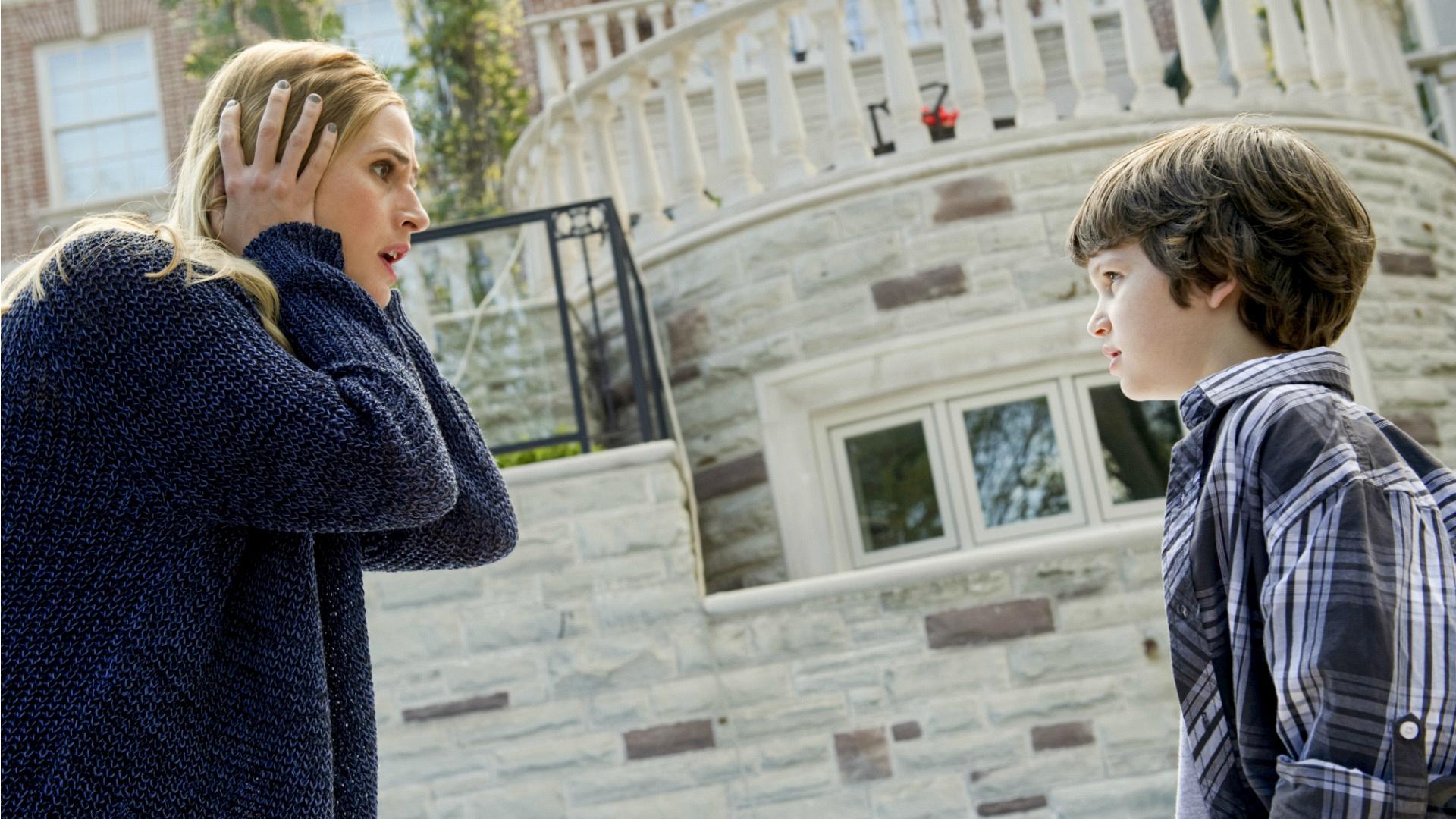 Tessa is shocked by Jack's behavior.