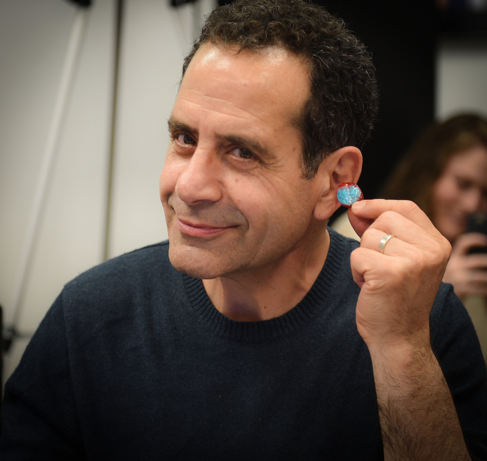 Tony Shalhoub explains that watching is a no-brainer.