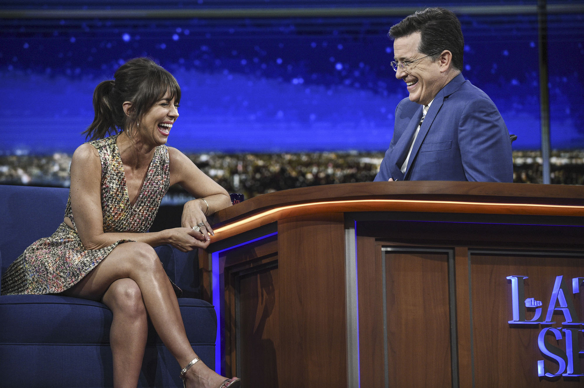 Natasha Leggero Once Worked The Phones At An Australian Brothel